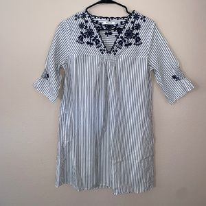 Madewell Stripped Dress